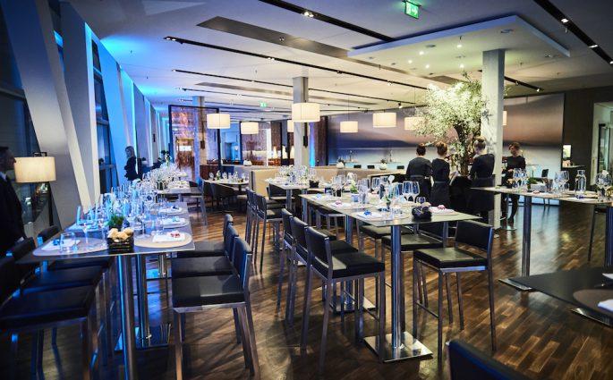 Die neue Premium Lounge in der BMW Welt
