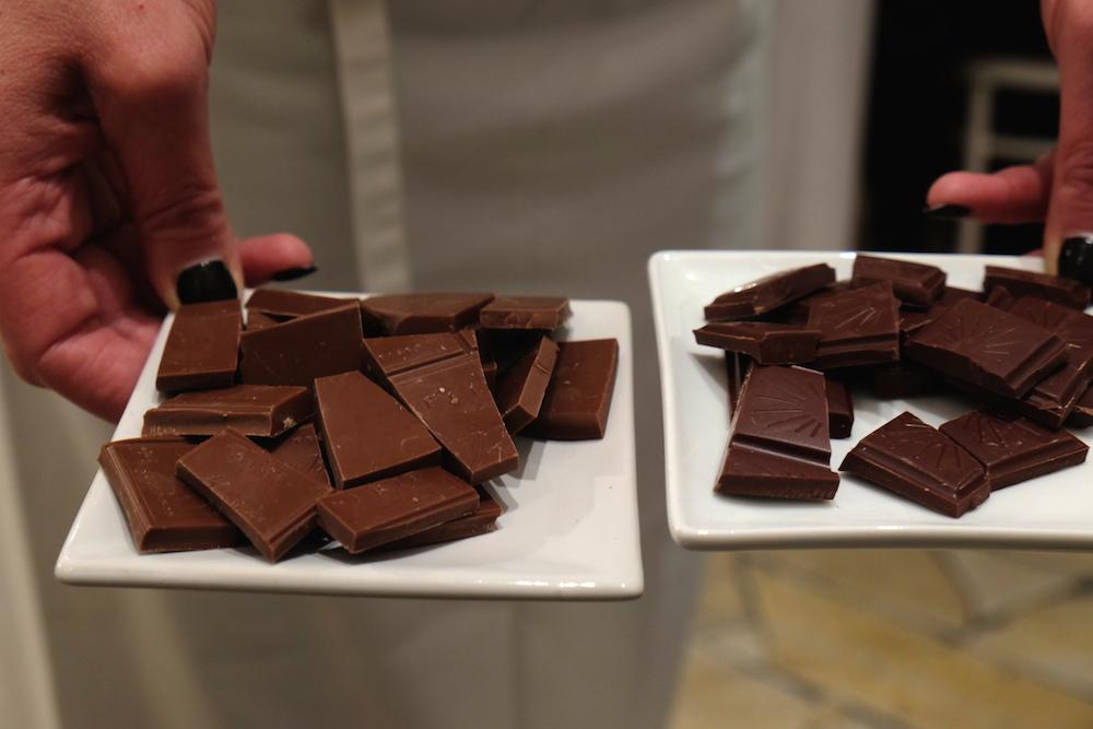 Schokolade gefällig? Ja!