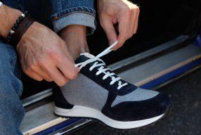 Loden Love II: Sneaker von Monaco Duck