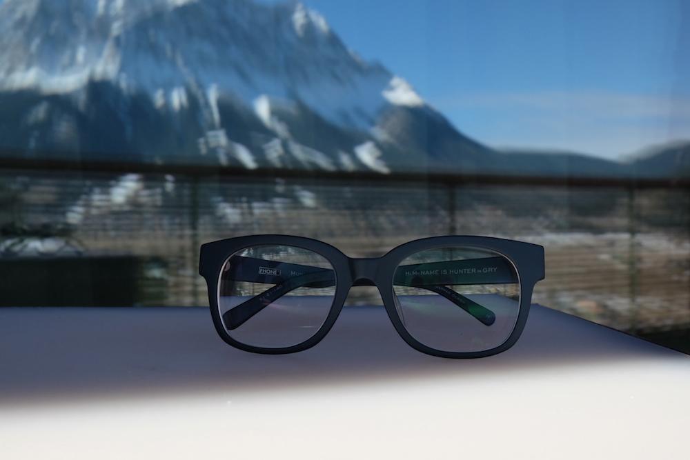 Beste Aussichten - mit einer Brille von Fhone