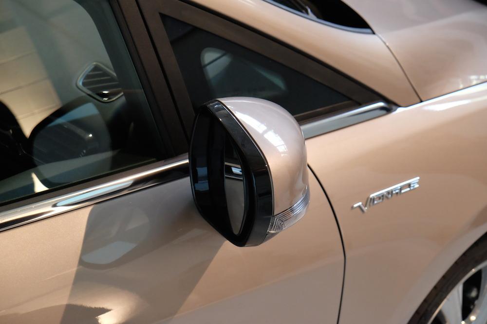 Besonders edel: der Ford Fiesta Vignale