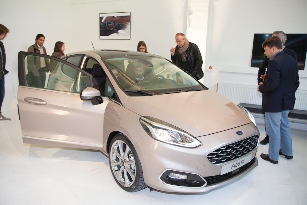 Klein, aber fein: der neue Ford Fiesta