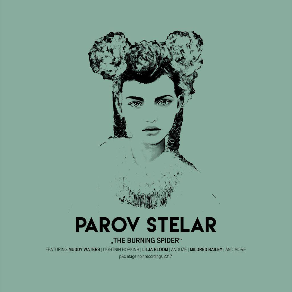 Geniales Album: The Burning Spider von Parov Stelar