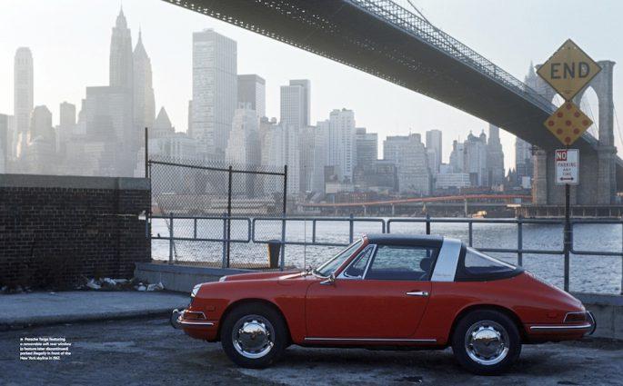 Ein Traum von einem Auto: der 911er Targa