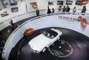 Rollin' King: Elvis' 507 im BMW Museum