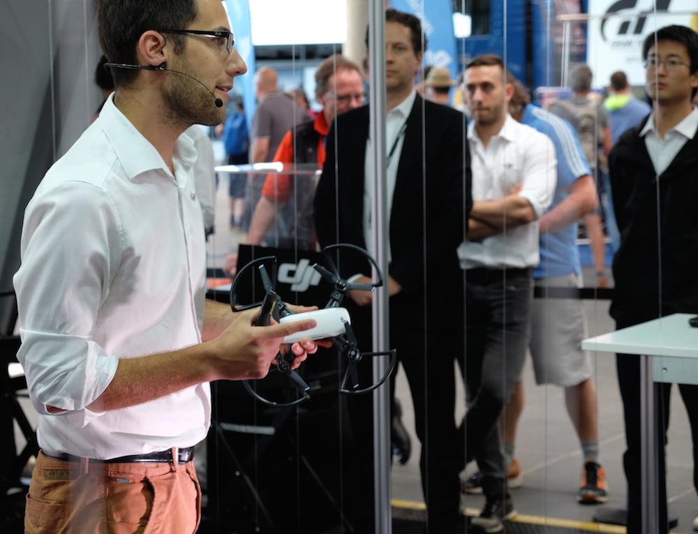 Eine Drohne für Jedermann: die DJI Spark