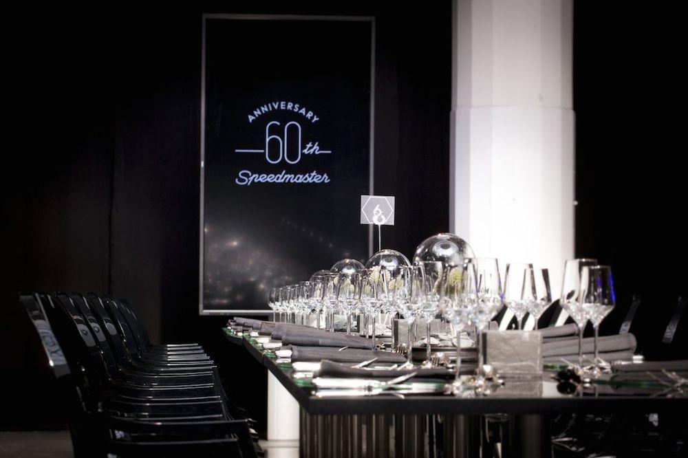 Grund zu feiern: 60 Jahre Moonwatch