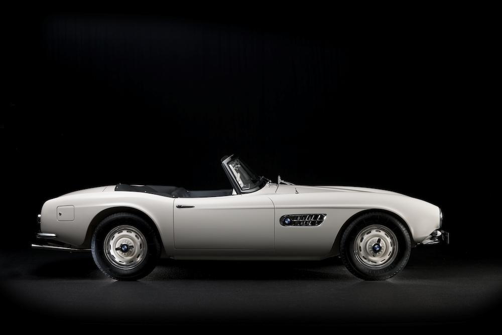Mehr als ein Auto: Der BMW 507 ist eine Ikone.