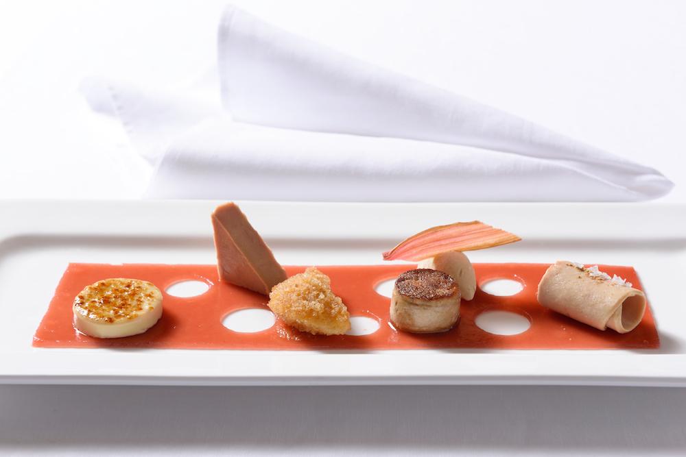 Gourmet-Küche im Hotel Post mit regionalen Produkten