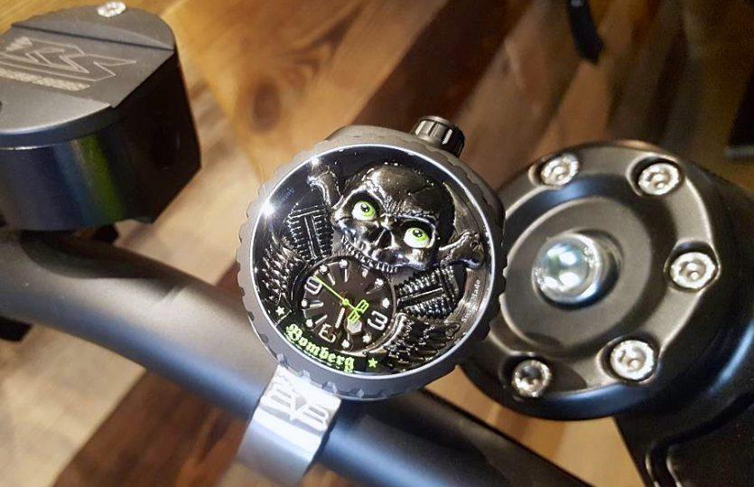 Für Rebellen: Bomberg Skull Rider