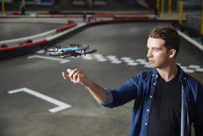 Die perfekte Selfie-Drohne: DJI Spark