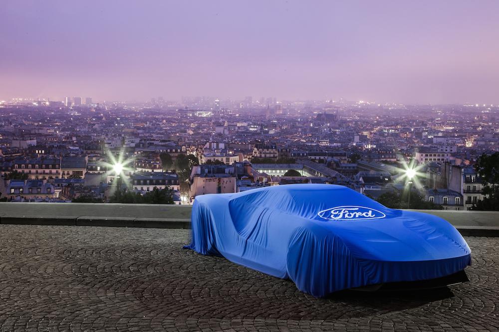 Überraschung gelungen: der neue Ford GT