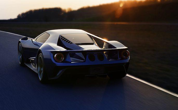 Liebhaberstück: der neue Ford GT