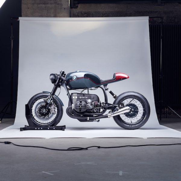 Ein Traum von einem Motorrad: die Mark II.