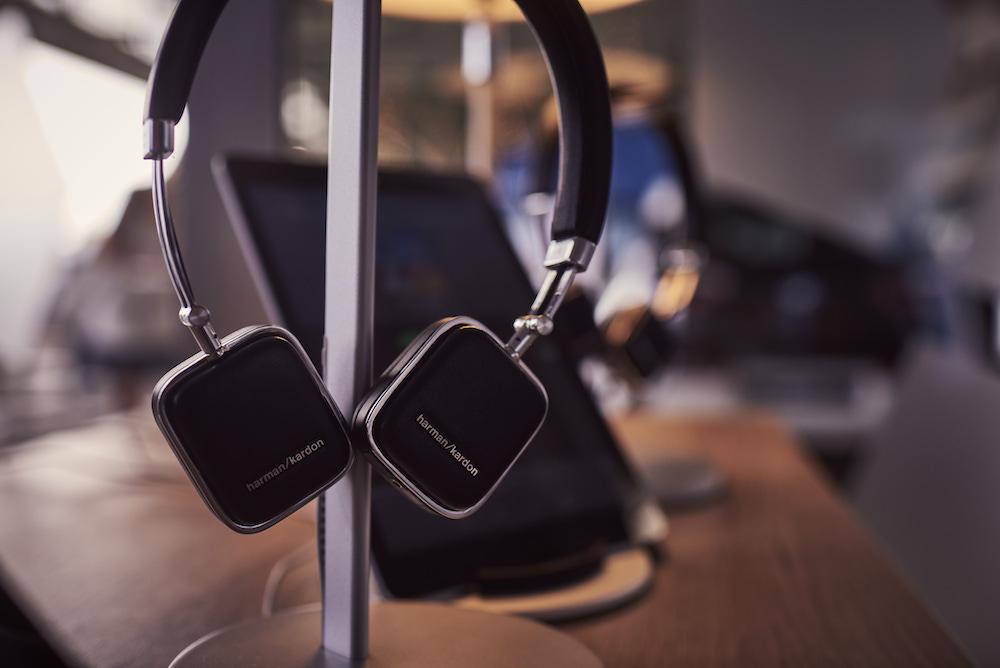 Perfekter Sound, cooles Design: Kopfhörer von Harman/Kardon