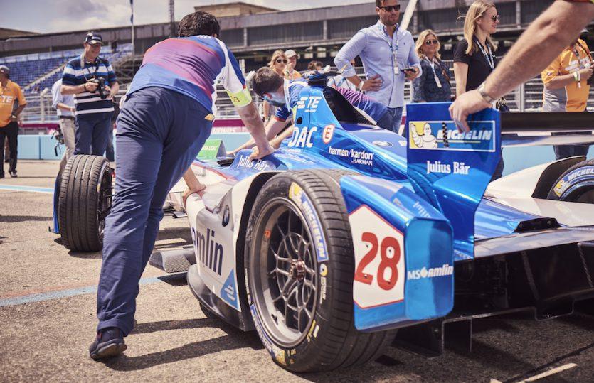 Sound der Zukunft: Mit Harman/Kardon auf der Formula E