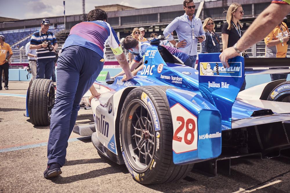 Die Zukunft des Autorennens - Formula E