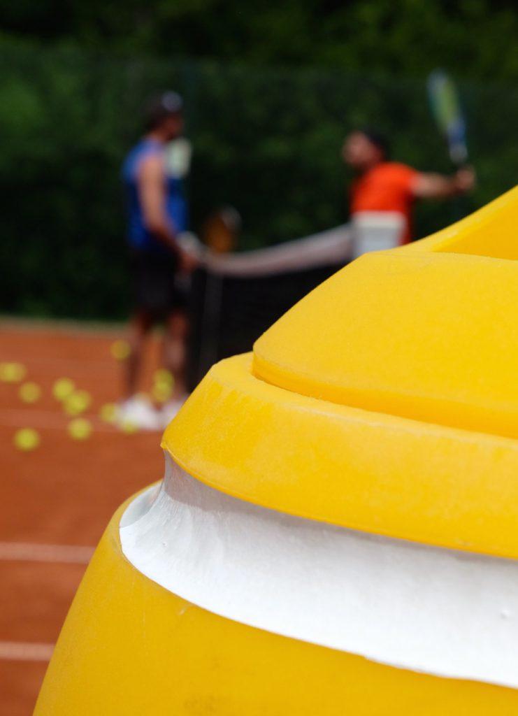 Der Tannenhof ist perfekt für Tennisfans und solche, die es werden wollen