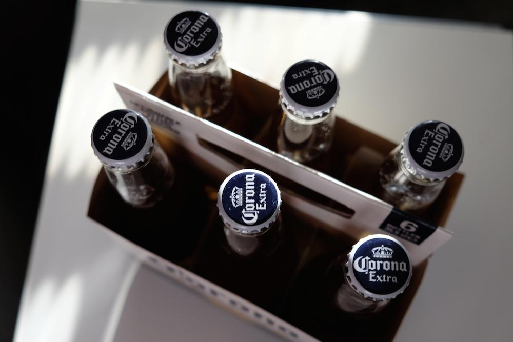 Cerveza? Corona!
