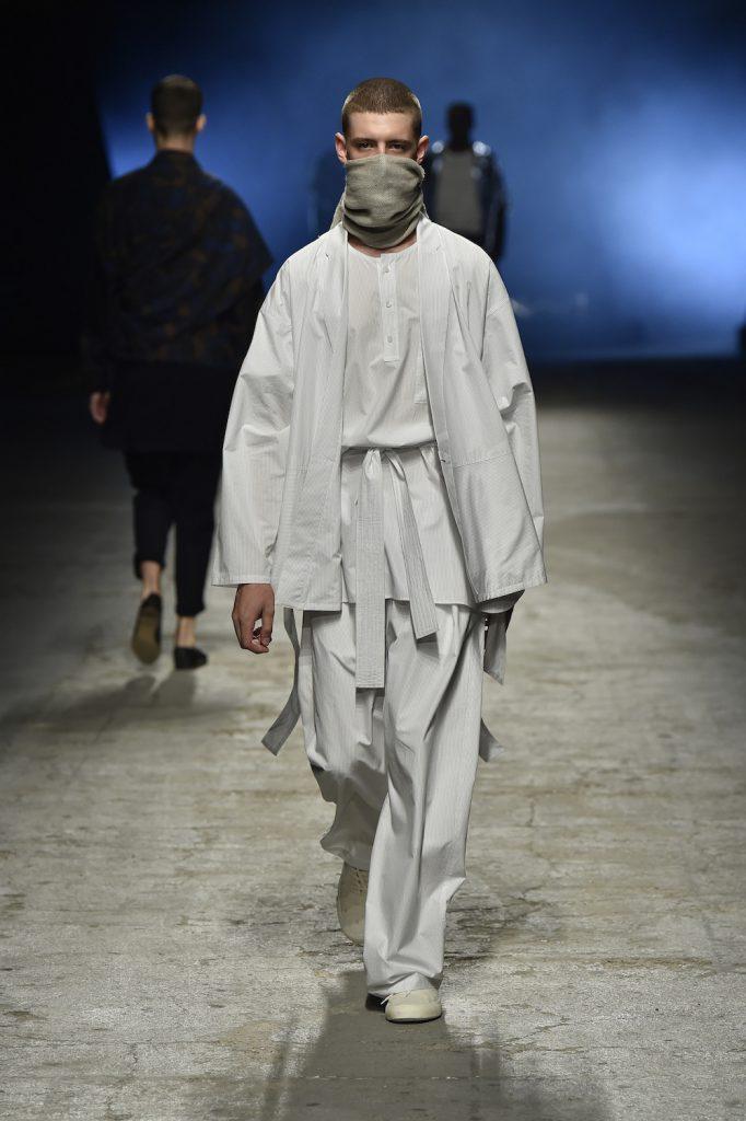 Ziemlich cool: Yushio Kubos Nomaden-Style