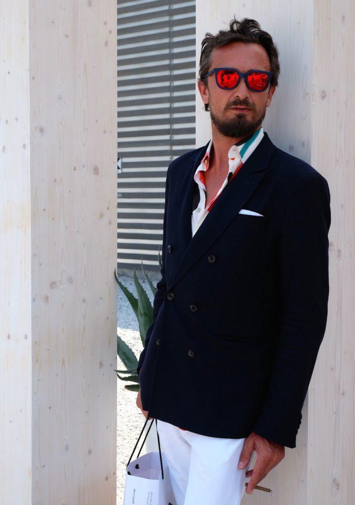 Style ist alles auf der Pitti!