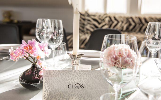 Das perfekte Dinner -mit Clos19