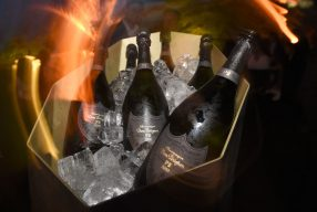 Champagne is in the air: <br>Dom Pérignon Pop-up Bar im Oberpollinger</br>