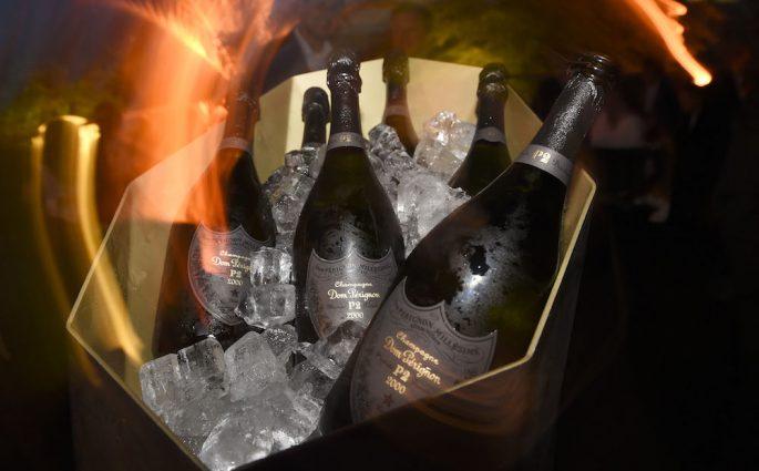 16 Jahre braucht der Dom Pérignon P2, bis er perfekt ist...