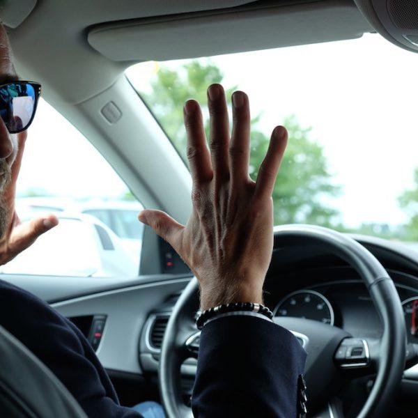 Genial - die Audi Piloted Driving Experience!