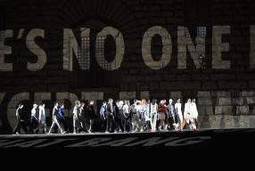 Make Fashion, not War: <br>Off-White @Pitti Uomo</br>