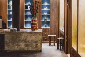 Japanische Badekultur: <br>Mizu Onsen SPA im Hotel Bachmair Weissach</br>
