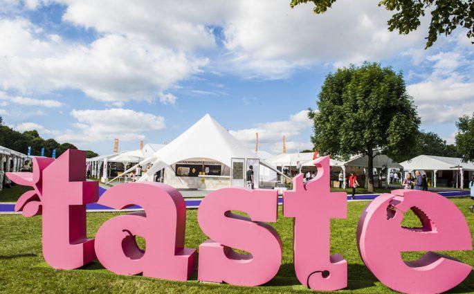 Festival für Feinschmecker: Taste of München