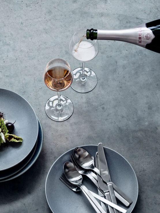 Clos19 bietet auch Champagner-Verkostungen an