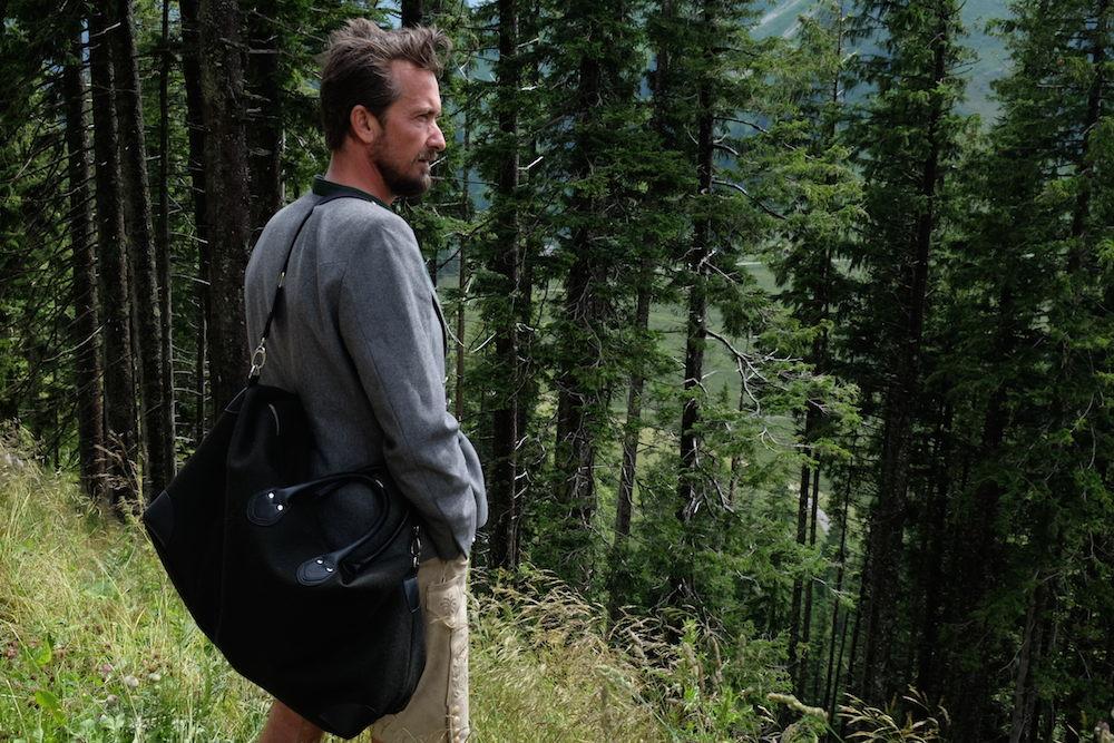 Der Weekender ist auch perfekt auch für den Wochenendtrip in die Berge
