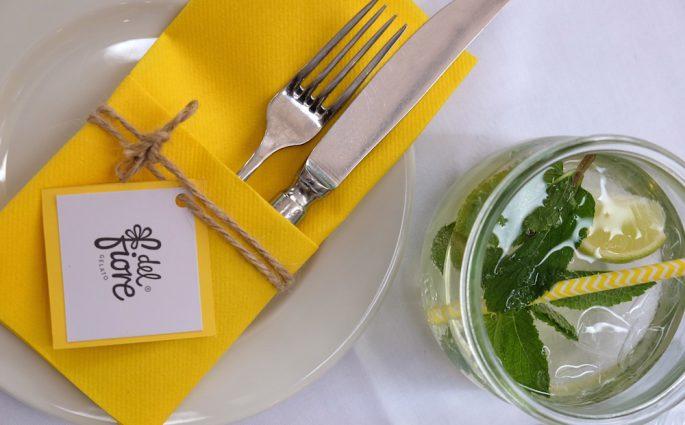 Lieblingsitaliener: das Del Fiore Gelato und Café