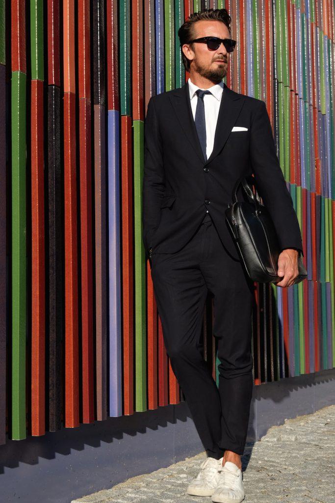 Eine Tasche für den Gentleman!