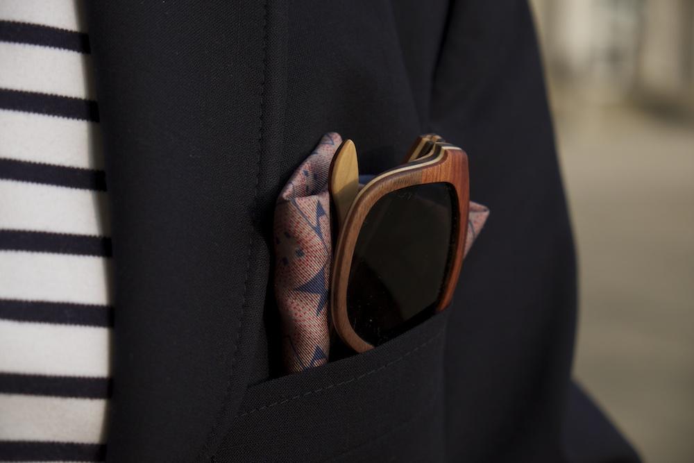 Ein perfektes Accessoire für den umweltbewussten Gentleman