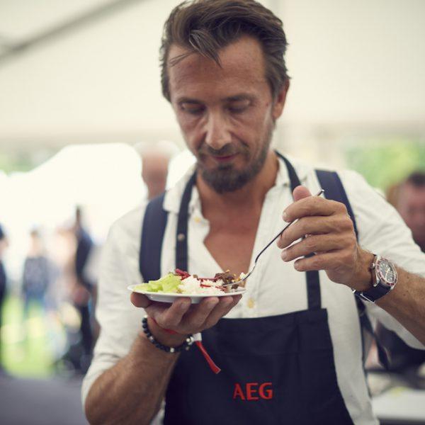 Besser kochen mit AEG - ich bin begeistert!