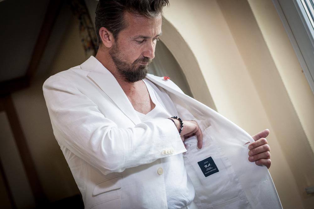 Mein Anzug ist vom Anzug-Experten Eduard Dressler
