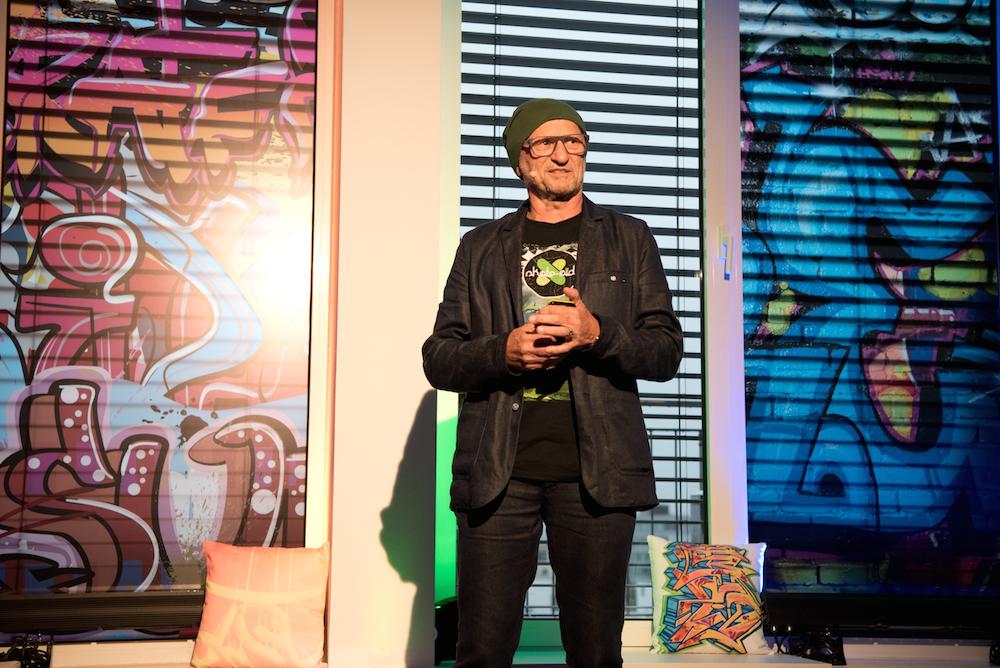 Der Held meiner Jugend: Skateboard-Held Titus Dittmann