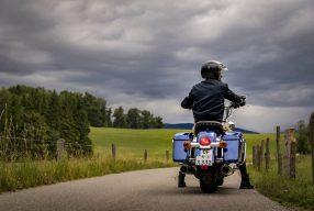 Rock'n Tracht: Mit der Harley-Davidson zum Waldfest
