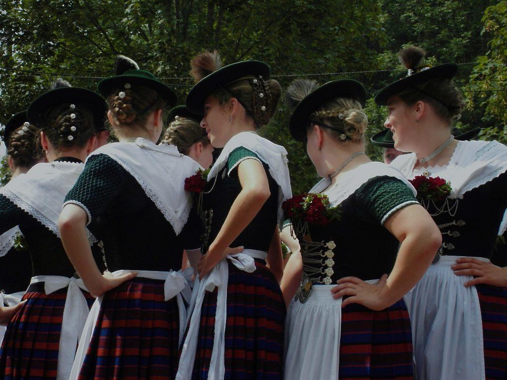 Gelebte Tradition: die Waldfeste am Tegernsee