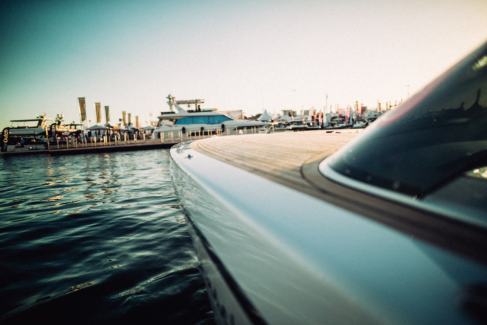In Cannes trifft sich die (Yacht)Welt