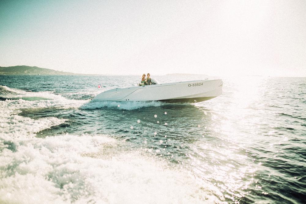 Ein Traum von einem Boot - die 858 Fantom Air