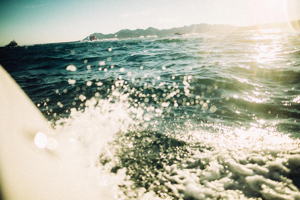 Verträgt hier jemand keine Wellen? Aber nein!