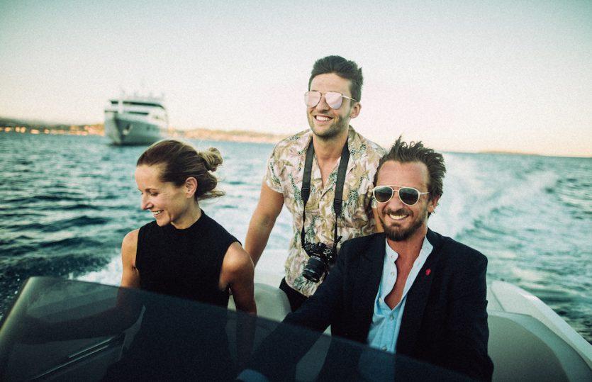 Wer Cannes, der kann: <br>Weltpremiere der 858 Frauscher Fantom Air</br>