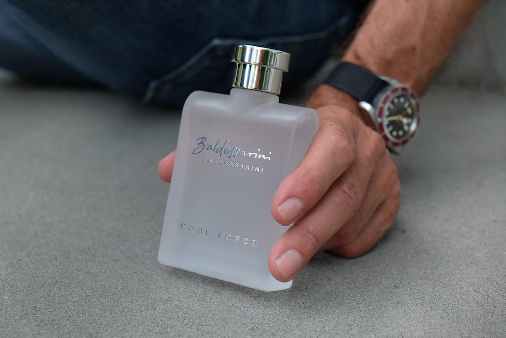 Ein Duft für echte Kerle: Baldessarini Cool Force