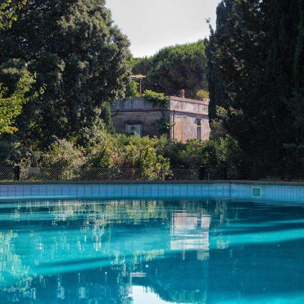 Ein Ort zum Träumen: die Villa Le Case Nuove