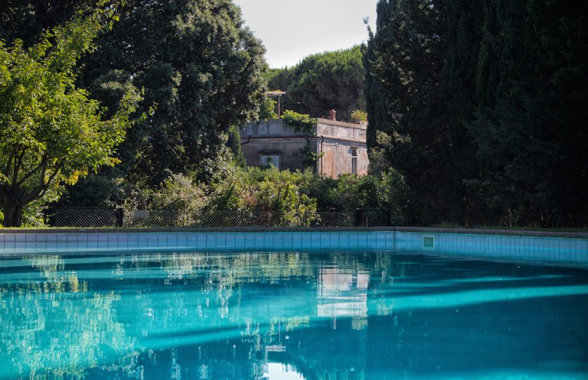 Toskana Geheimtipp: <br>Villa Le Case Nuove Castiglioncello</br>