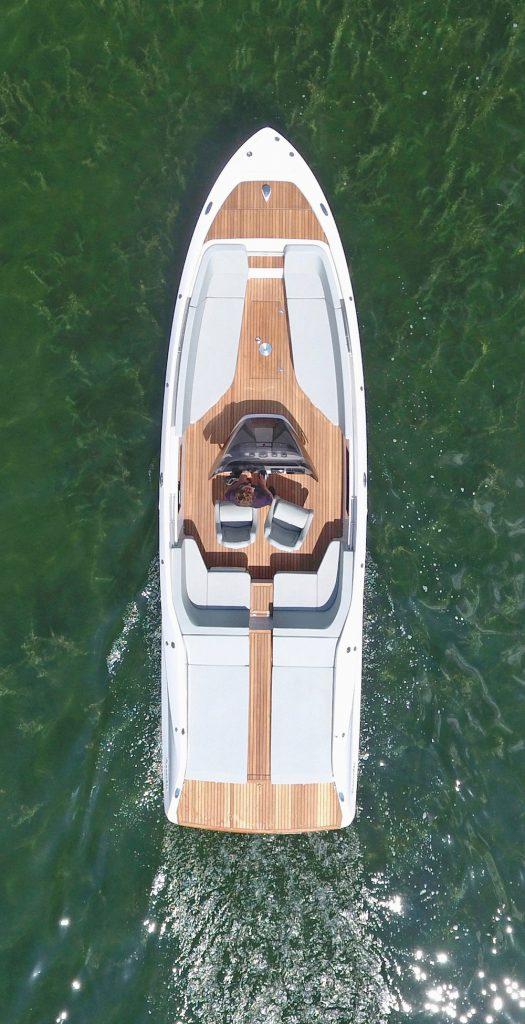 Luxus pur: die 858 Fantom Air